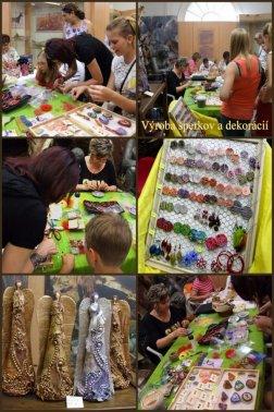 Výroba šperkov a dekorácií