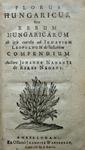 Ján Nadányi: Florus Hungaricus